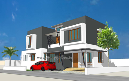 April 2018 House Plans Thrissur Small Home Plans Kerala Kerala